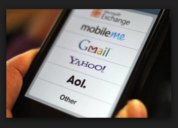email-on-smarphone