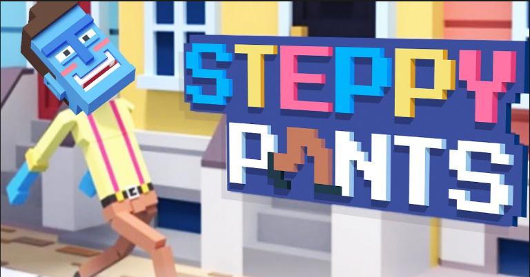 steppy-pants