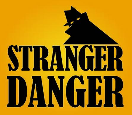 Danger Strangers - Danger Strangers