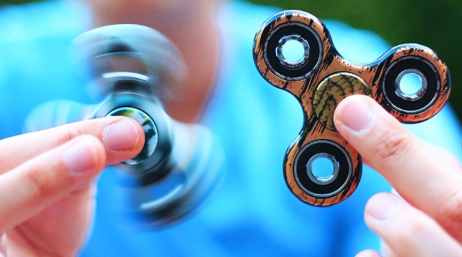 how to make fidget spinner quiter