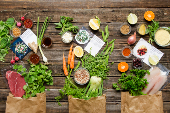 Food Delivery Options Like Blue Apron