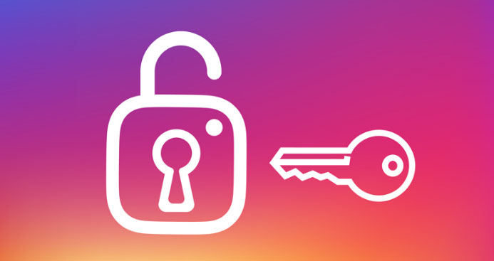 how to find instagram username