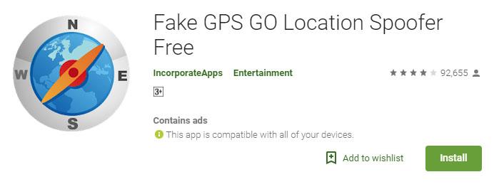 fake gps location spoofer free ios