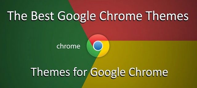 Google chrome themes - How to add/remove/customize theme