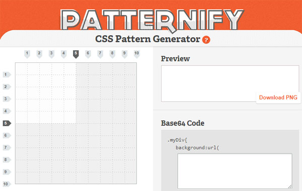 Free Pattern Generators for creating Seamless Patterns
